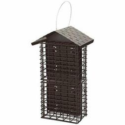 Stokes Select Suet Bird Feeder, Four Cake Suet Buffet with W
