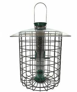 Droll Sunflower Domed Cage Feeder