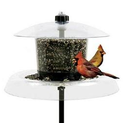 Droll Yankees The Jagunda Bird Feeder without Auger, Black,