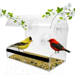 the original window bird feeder large durable