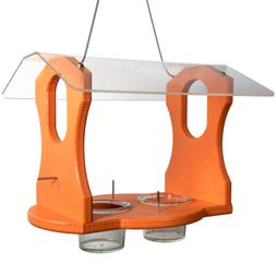 JCs Wildlife Ultimate Recycled Poly Oriole Bird Feeder Fruit