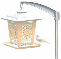 UNIVERSAL SQUIRREL PROOF WILD HUMMINGBIRD BIRD FEEDER POLE S