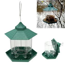 Hanging Wild Bird Feeder Feeding For Gazebo Garden Decor Wat