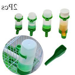 Utensils Cage Clip Birds Supply Feeding Equipment Pet Water