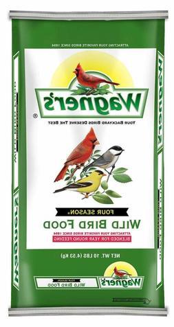 Wagner'S 13002 Four Season Wild Bird Food, 10-Pound Bag