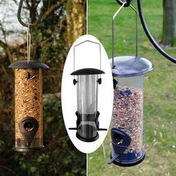 Wild Bird Feeder Garden Song Hanging Seed Outdoor Squirrel P