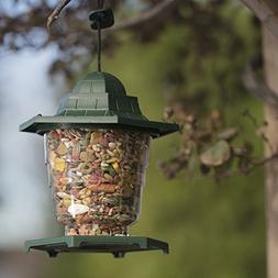 NEW Outdoor Wild Bird Feeder Squirrel Proof Garden Seed Food