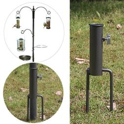 Wild <font><b>Bird</b></font> Feeding Station <font><b>Pole<