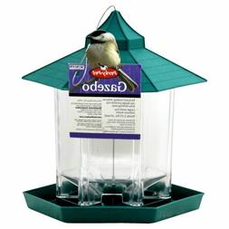 Woodstream Wildbird Gazebo Wild Bird Feeder Green 2.25 Pound